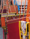 Free Oriental Bazaar Objects - Embroided Bags Stock Photo - 10017300