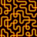 Free Seamless Circuit Pattern Stock Photo - 10026610