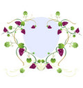 Free Floral Frame Stock Photography - 10252642