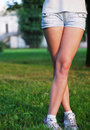 Free Perfect Legs Royalty Free Stock Photography - 10483227