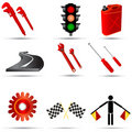 Free Transport Icons 2 Stock Images - 10721214