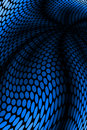 Free Blue Spot Pattern Royalty Free Stock Photo - 11892635