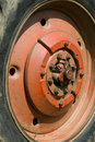 Free Tractor Wheel Stock Photo - 1259680