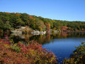 Free Small Pond In Harriman State Park, NY Stock Image - 1352051