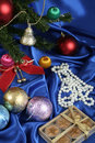 Free Christmas Background Stock Photography - 1406822