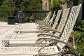 Free Lawn Chairs Royalty Free Stock Photography - 1411697