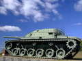 Free Military Tank - Side View Stock Photos - 1414063