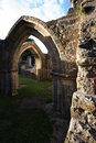 Free Ruined Church In England Stock Image - 1415931
