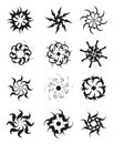 Free Circle Tattoo Designs Stock Image - 14499241