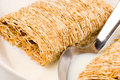 Free Wheat Biscuit Breakfast Royalty Free Stock Photo - 1461075