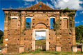 Free Our Lady Of Conception Church Ruins Royalty Free Stock Image - 14674536