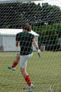 Free Soccer Goalie Royalty Free Stock Photos - 1488008