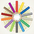Free Drawing And Color Pencils Royalty Free Stock Images - 15000559