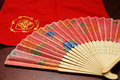 Free Oriental Fan Stock Photography - 1521722