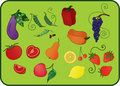 Free Fruits_and_vegetables Stock Photos - 15268363
