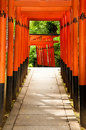 Free Japanese Archways Stock Image - 15309191