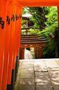Free Japanese Archways Stock Photo - 15309250