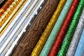 Free Unusual Pencil Made Of Wood Among Multi-coloured Pencils Royalty Free Stock Photo - 1547205