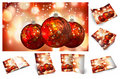 Free Christmas, Illustration Of Christmas Card Royalty Free Stock Photo - 16099015