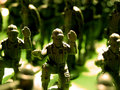 Free Plastic Green Army  1 Royalty Free Stock Photography - 1639967