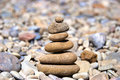 Free Pyramid From The Stones Stock Photos - 16383273