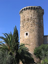 Free Ancient Mediterranean Watchtower (Costa Brava, Spain) Royalty Free Stock Photos - 1654388