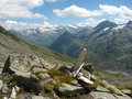 Free View Over The Alps Royalty Free Stock Photos - 16669958