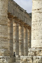 Free Segesta Greek Temple 3R3 Stock Photography - 1704772