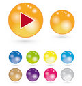 Free Shiny Website Icons/ Buttons Stock Images - 17296264