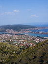 Free Mediterranean City View In Croatia Stock Photo - 1765830