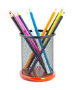 Free Many Colorful Pencils Royalty Free Stock Image - 18079146