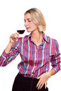 Free Wine Degustator Stock Photography - 1829302