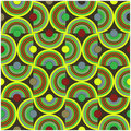 Free Circle Pattern Green Stock Photo - 18417290