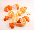 Free Peeled Mandarin Royalty Free Stock Photography - 1857567
