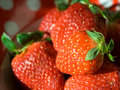 Free Strawberries Royalty Free Stock Photo - 18768005