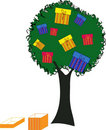 Free Gift Tree Royalty Free Stock Photography - 19185917