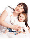 Free Mother And Daughter Stock Image - 19702101