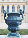 Free Bronze Angel Grip Vase Decorate At Versaille Royalty Free Stock Images - 19845409