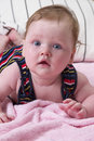 Free Little Baby Portrait Stock Photography - 19978402