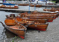 Free Rowing Boats For Hire Royalty Free Stock Photos - 20690828