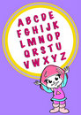 Free Alphabet For Children Stock Photos - 20790653