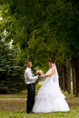 Free Happy Bride And Groom Stock Images - 20843974