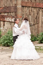 Free Bride And Groom Royalty Free Stock Photos - 21046688
