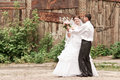 Free Bride And Groom Royalty Free Stock Image - 21046726