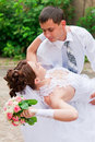 Free Bride And Groom Stock Images - 21046754
