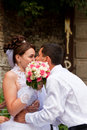 Free Bride And Groom Stock Image - 21079141