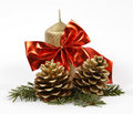 Free Christmas Decoration Royalty Free Stock Photography - 22088677