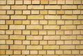 Free Yellow Brick Wall Stock Image - 2238031