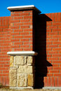 Free Brick Column Royalty Free Stock Photos - 2240318