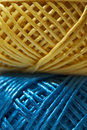 Free Yellow And Blue String Royalty Free Stock Photos - 2308308